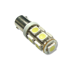 LED H6W Lamp PL-BA9S-9-5050
